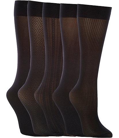 Lauren Ralph Lauren Trouser Socks 5-pack