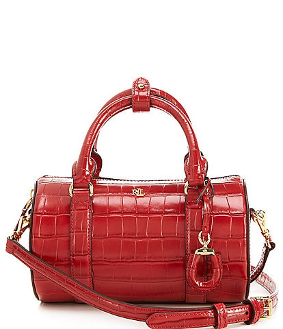 Lauren Ralph Lauren Zoey Small Satchel Bag