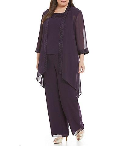 Purple Women\'s Plus-Size Dresses & Gowns | Dillard\'s