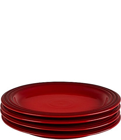 Le Creuset 10.5#double; Dinner Plate, Set of 4