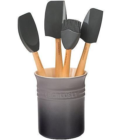 Le Creuset 5-Piece Utensil Crock Set