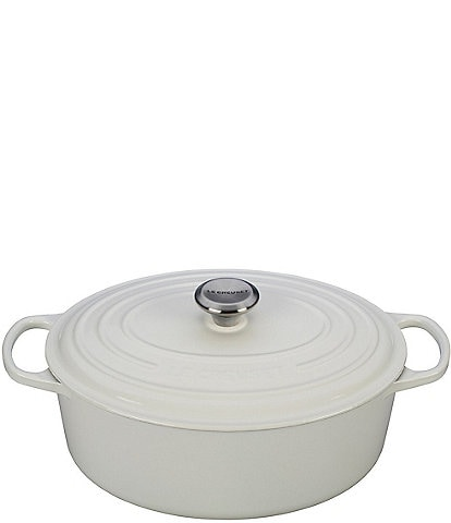 Le Creuset 6.75-Quart Signature Oval Dutch Oven