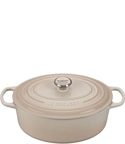 Le Creuset 6.75-Quart Signature Oval Dutch Oven