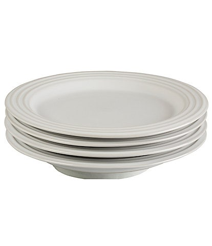 Le Creuset 8.5#double; Salad Plates, Set of 4
