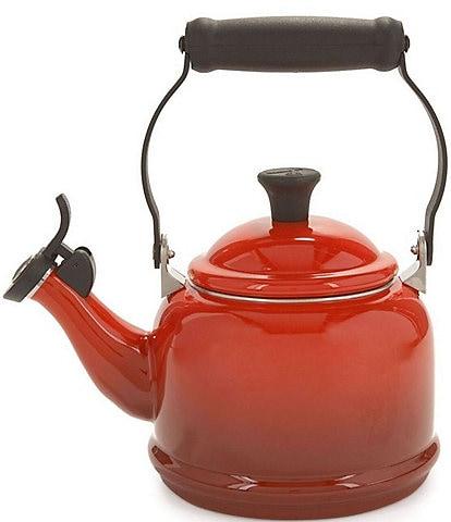 Le Creuset 1.25-Quart Enameled Steel Demi Tea Kettle
