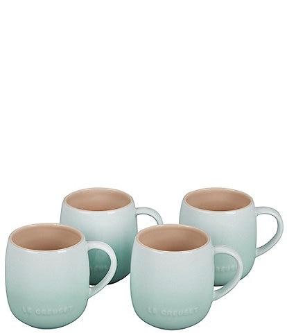 Le Creuset Heritage Mugs Set of 4