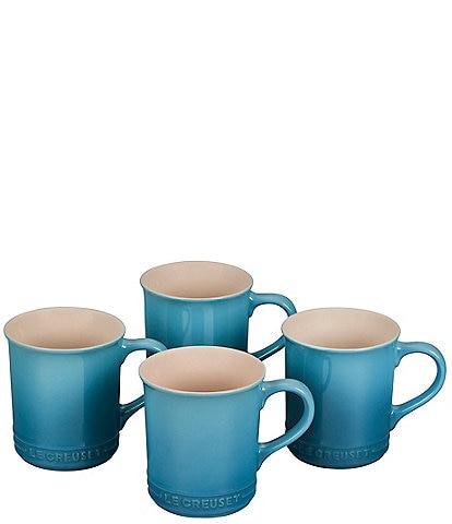 Le Creuset Mugs Set of 4