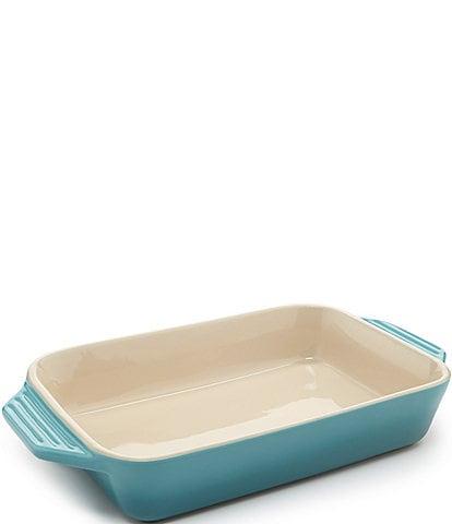 Le Creuset Signature 1.8-Quart Rectangular Stoneware Baker