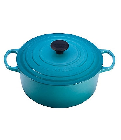 Le Creuset Signature 5.5-Quart Round French Oven