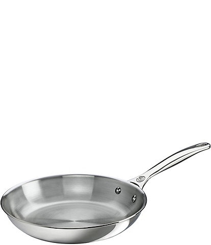 Le Creuset Tri-Ply Stainless Steel 8#double; Fry Pan