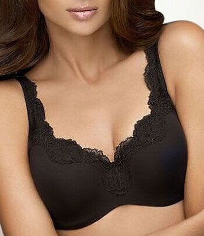 Le Mystere Dream Tisha Full-Busted Lace T-shirt Bra