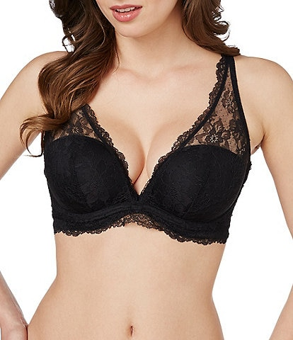 Le Mystere Perfect 10 Convertible Lace Bralette + Strapless Bra