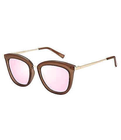 Le Specs Caliente Cat Eye Sunglasses