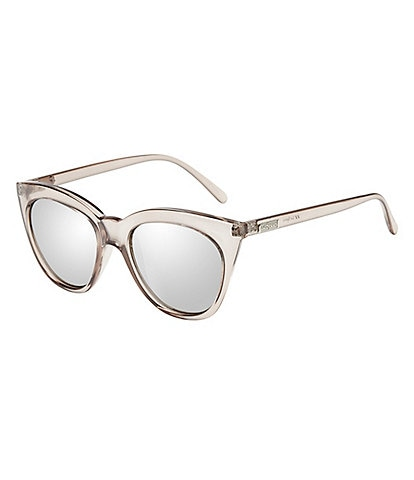 Le Specs Halfmoon Magic Cat Eye Sunglasses