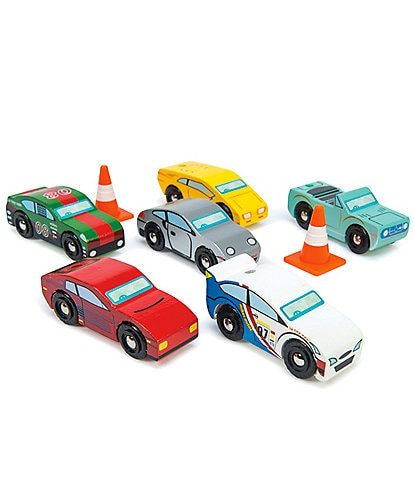 Le Toy Van Honeybake Cars & Construction Monte Carlo Sports Cars