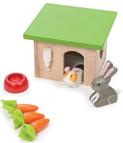 Le Toy Van Honeybake Bunny & Guinea Pet Set