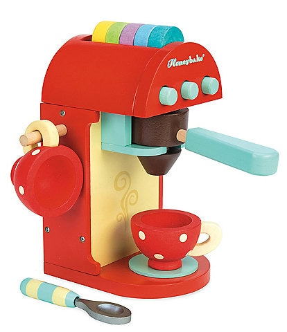 Le Toy Van Honeybake Cafe Machine Toy