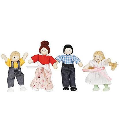 Le Toy Van Daisylane Doll Family for Dollhouses