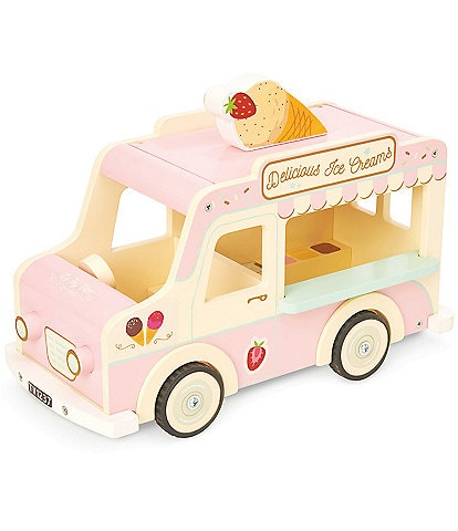 Le Toy Van Honeybake Dolly Ice Cream Van
