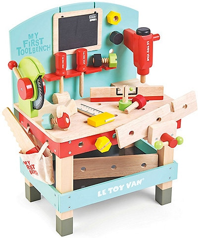 Le Toy Van Honeybake My First Tool Bench