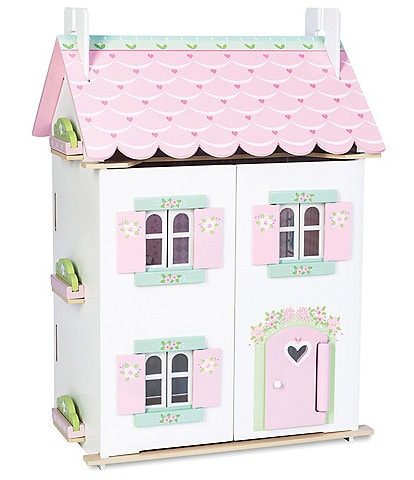 Le Toy Van Honeybake Sweetheart Cottage Doll House