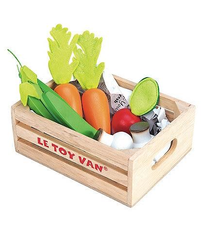 Le Toy Van Honeybake Vegetables Crate