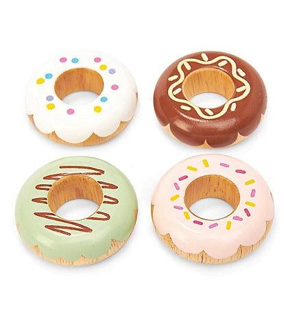 Le Toy Van Honeybake Wooden Doughnuts