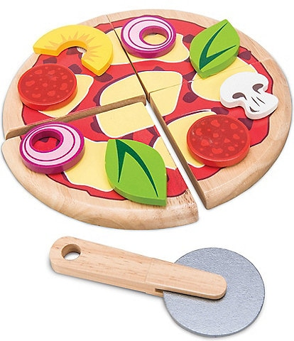 Le Toy Van Honeybake Wooden Pizza