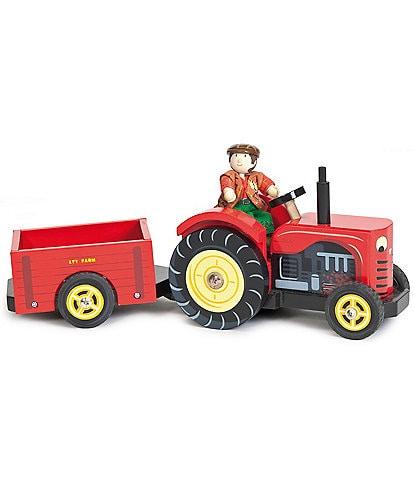 Le Toy Van Honeybake Wooden Tractor