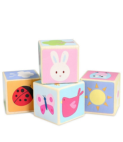 Le Toy Van Honeybake Petilou Little Leaf Blocks