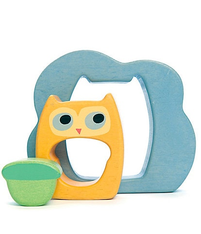 Le Toy Van Honeybake Petilou Owly Woo 3 Piece Puzzle