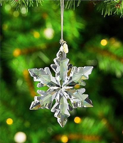 Lenox 2018 Optic Snowflake Annual Ornament