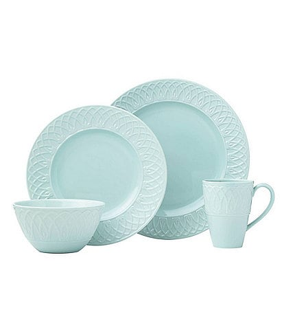 Lenox British Colonial Carved 4-Piece Place Setting
