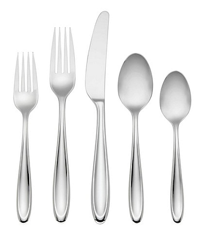 Lenox Cantera 65-Piece Stainless Steel Flatware Set