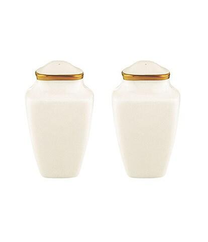 Lenox Eternal Ivory Salt & Pepper Shaker Set
