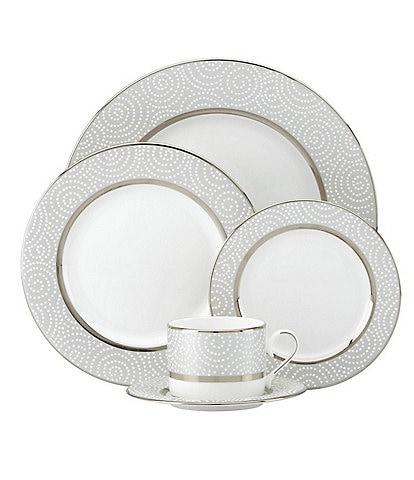 Lenox Pearl Beads Porcelain 5-Piece Place Setting