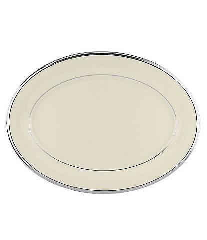 Lenox Solitaire Oval Platter