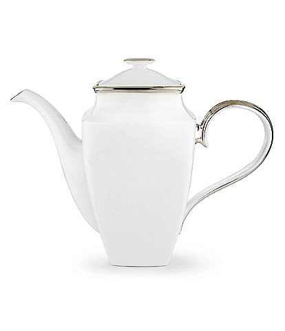Lenox Solitaire® Square Coffeepot