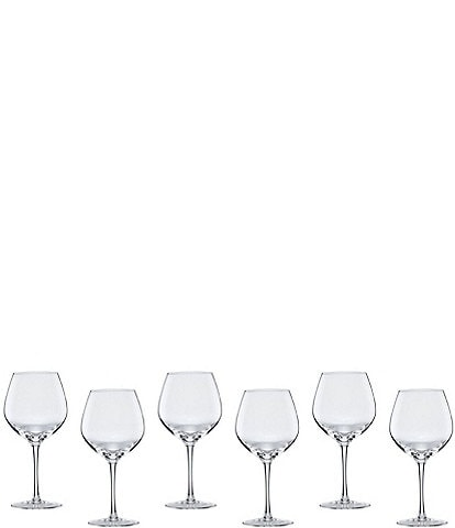 Lenox Tuscany 6-Piece Balloon Red Wine Glass Set