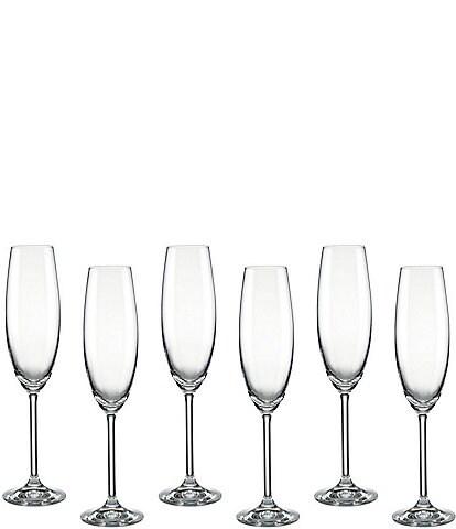 Lenox Tuscany 6-Piece Champagne Flute Set