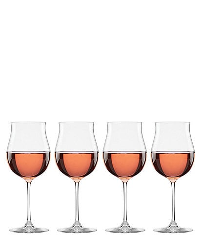 Lenox Tuscany Classics 4-Piece Rose Glass Set