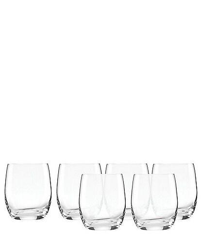 Lenox Tuscany Classics Small Tumblers, Set of 6