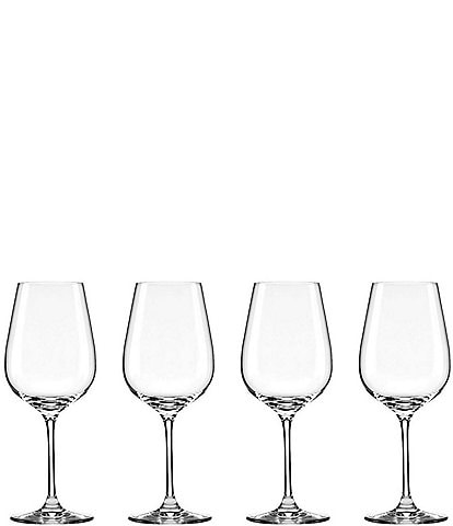 Lenox Tuscany 4-Piece Crystal Pinot Grigio Wine Glass Set