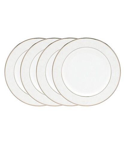 Lenox Venetian Lace 4-piece Tidbit Plate Set