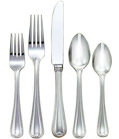 Lenox Vintage Jewel 20-Piece Stainless Steel Flatware Set