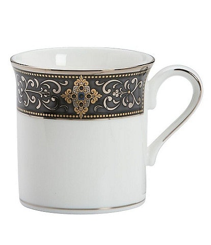 Lenox Vintage Jewel Bone China Mug
