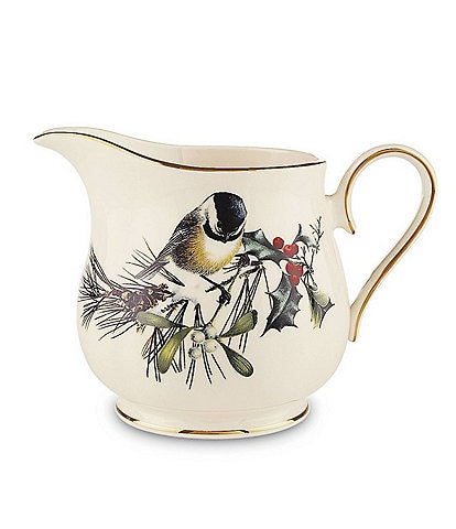Lenox Winter Greetings Creamer