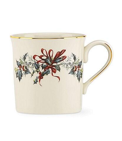 Lenox Winter Greetings Mug