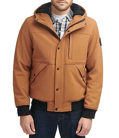 Levi's® Long-Sleeve Softshell Bomber Jacket