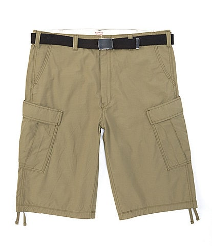 Levi's® 14#double; Inseam Ripstop Shorts